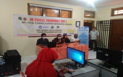 In House Training (IHT) Tahun Ajaran 2020/2021